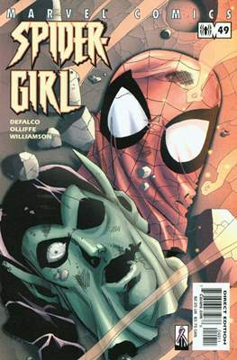 Spider-Girl vol. 1 (1998-2006) (Comic-Book) #49