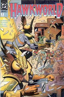 Hawkworld (Comic Book) #7
