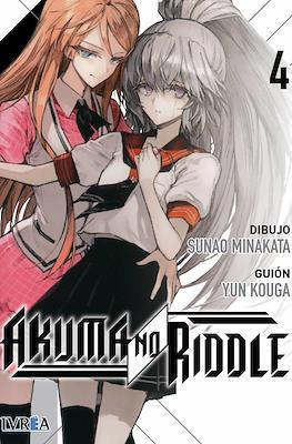 Akuma no Riddle (Rústica con sobrecubierta) #4