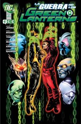 Green Lantern (2009-2012) (Grapa 72 pp) #20