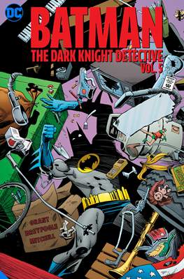 Batman: The Dark Knight Detective (Softcover, 306 pp) #5