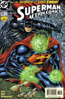 Action Comics Vol. 1 (1938-2011; 2016-) (Comic Book) #766