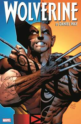 Wolverine by Daniel Way: The Complete Collection (softcover 504-480-496 pp) #3