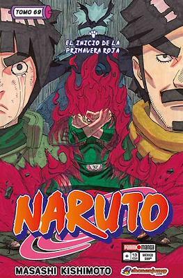 Naruto (Rústica) #69