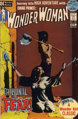 Wonder Woman Vol.1 #199