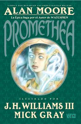Promethea Deluxe (Cartoné) #1