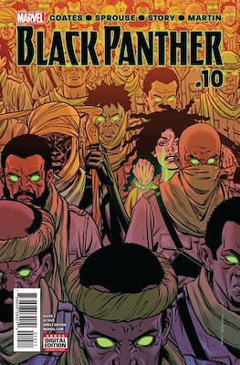 Black Panther Vol. 6 (2016-2018) #10