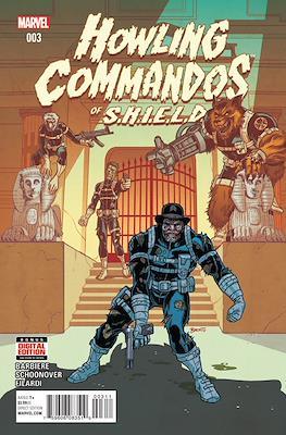 Howling Commandos of S.H.I.E.L.D. (Comic-book) #3