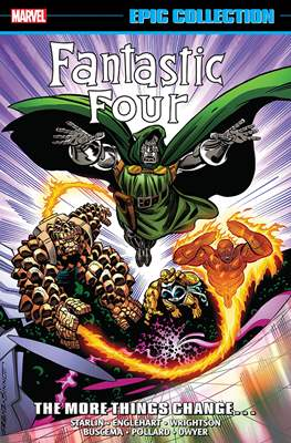 Fantastic Four Epic Collection (Softcover) #18