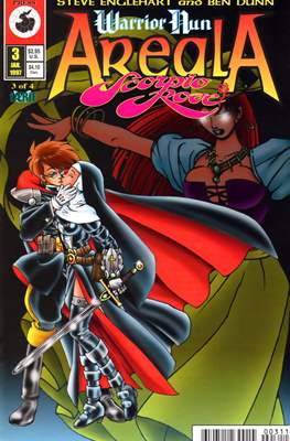 Warrior Nun Areala: Scorpio Rose (1996-1997) (Comic Book) #3