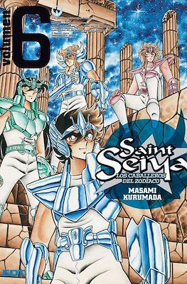 Saint Seiya. Los Caballeros del Zodíaco (Kanzenban) #6