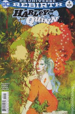 Harley Quinn Vol. 3 (2016-... Variant Cover) (Comic Book) #4