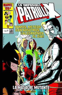 La Imposible Patrulla-X. Marvel Gold (Omnigold) (Cartoné) #7