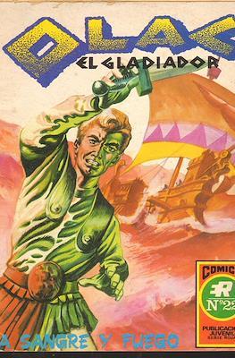 Historias Gáficas para Jóvenes (Serie Roja B) (Grapa. 1973) #22