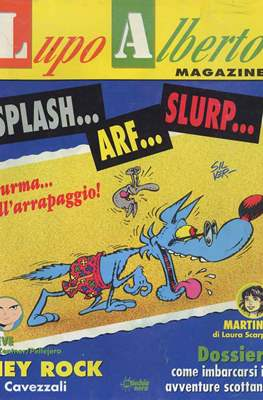 Lupo Alberto magazine (Grapa) #9