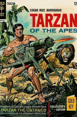 Tarzan (Comic-book) #163