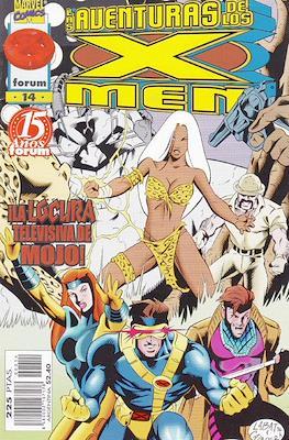 Las nuevas aventuras de los X-Men Vol. 2 (Grapa 24 pp) #14