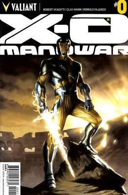 X-O Manowar (2012) (Comic-Book) #0