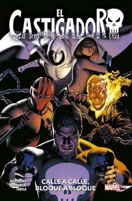 El Castigador. 100% Marvel HC (Cartoné) #8
