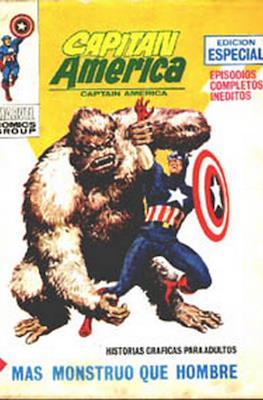 Capitán América Vol. 1 #17