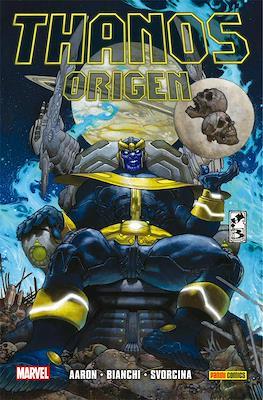 Thanos: Origen. 100% Marvel HC
