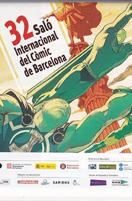 Saló Internacional del Còmic de Barcelona / El tebeo del Saló / Guía del Saló (Grapa) #32
