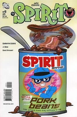 The Spirit (2007-2009) #5