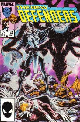 The Defenders vol.1 (1972-1986) #144