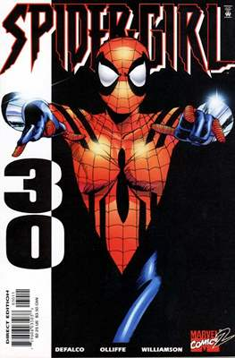 Spider-Girl vol. 1 (1998-2006) (Comic-Book) #30