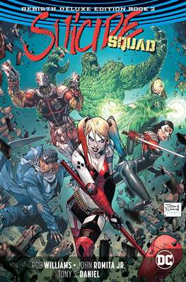 Suicide Squad: The Rebirth Deluxe Edition (Hardcover) #2