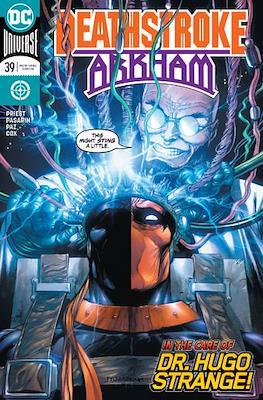 Deathstroke Vol. 4 (2016- ) (Comic-book) #39