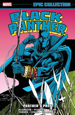 Black Panther Epic Collection #3