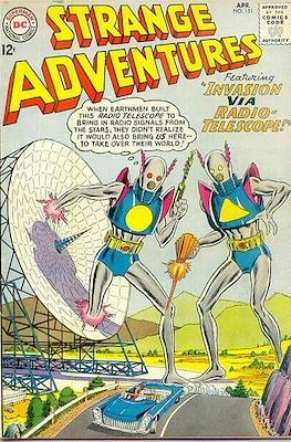 Strange Adventures (Comic Book) #151