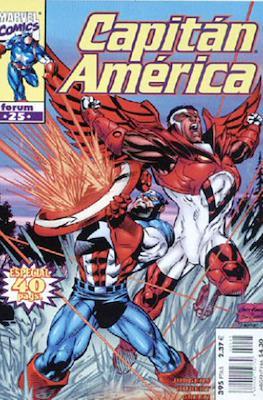 Capitán América Vol. 4 (1998-2000) (Grapa 28 pp) #25
