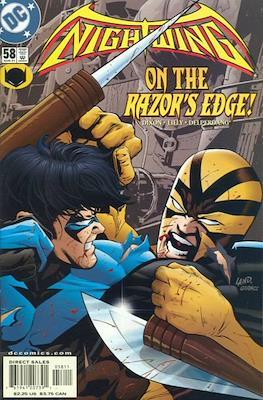 Nightwing Vol. 2 (1996) (Comic Book) #58