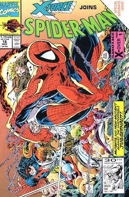 Spider-Man (Vol. 1 1990-2000) (Comic Book) #16