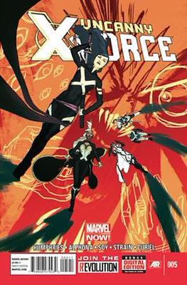 Uncanny X-Force Vol. 2 #5