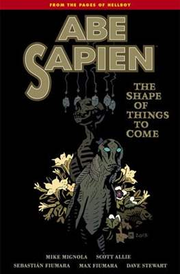 Abe Sapien (Softcover) #4