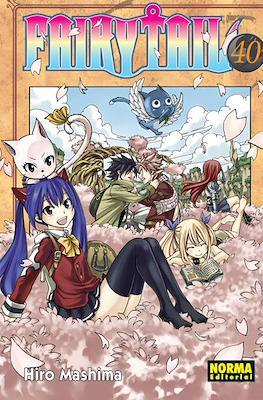 Fairy Tail (Rústica) #40