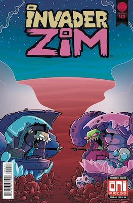 Invader Zim (Comic Book) #42