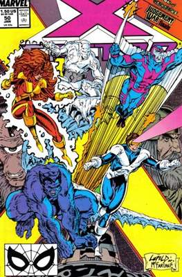 X-Factor Vol. 1 (1986-1998) (Comic Book) #50