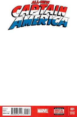 All-New Captain America (Variant Cover)