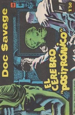 Doc Savage (Grapa (1961)) #10