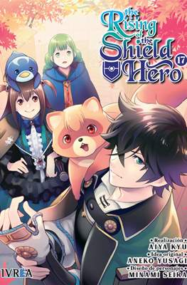 The Rising of the Shield Hero (Rústica con sobrecubierta) #17