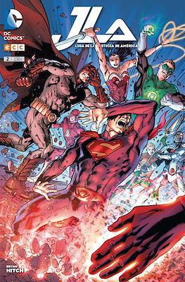 JLA. Liga de la Justicia de América (Grapa) #2
