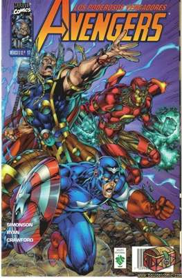 Avengers (Grapa) #17