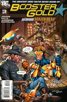 Booster Gold Vol. 2 (2007-2011) #3