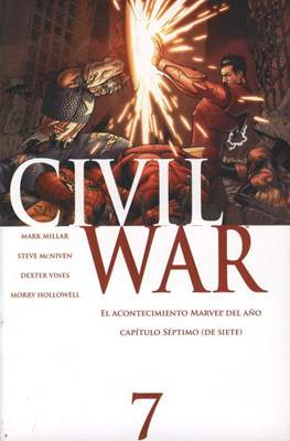 Civil War (2007) (Grapa) #7