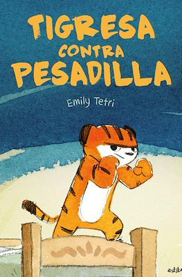 Tigresa contra pesadilla (Cartoné 64 pp) #
