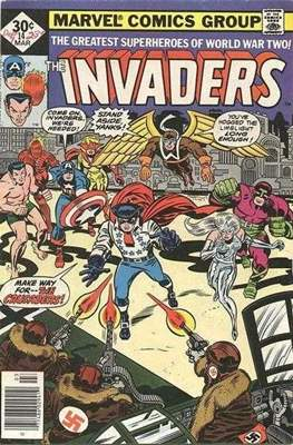 The Invaders #14